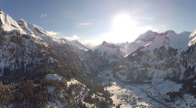 Kandersteg – Green Valley in a White Coat 1080p