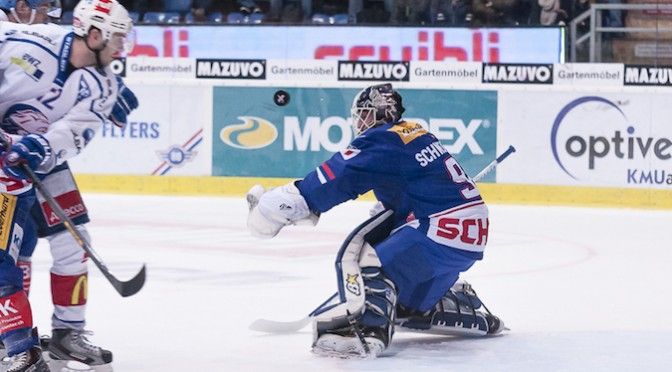 193. Zürcher Derby zu Gunsten der Kloten Flyers