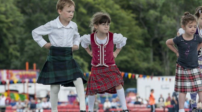 Die Faszination der Highland Games