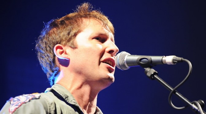"James Blunt auf ""Moon Landing 2014 World Tour"""