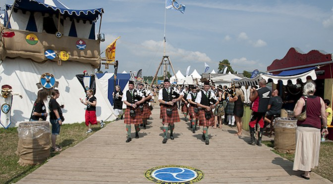15. Highland Games in Fehraltorf